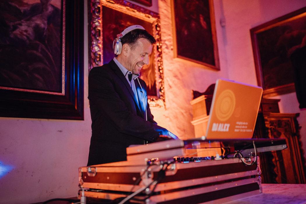 DJ Alex Matrimonio