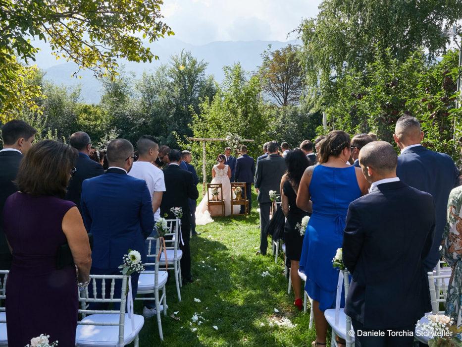 Freie Trauung Steghof Hochzeit
