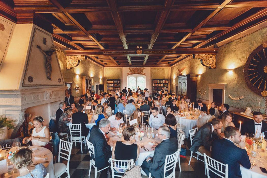 Dinner Wedding Residence Thalegg