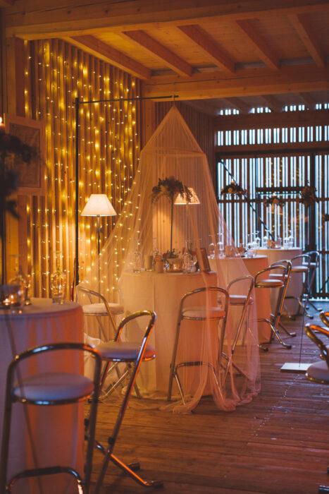 Steghof Wedding Dinner
