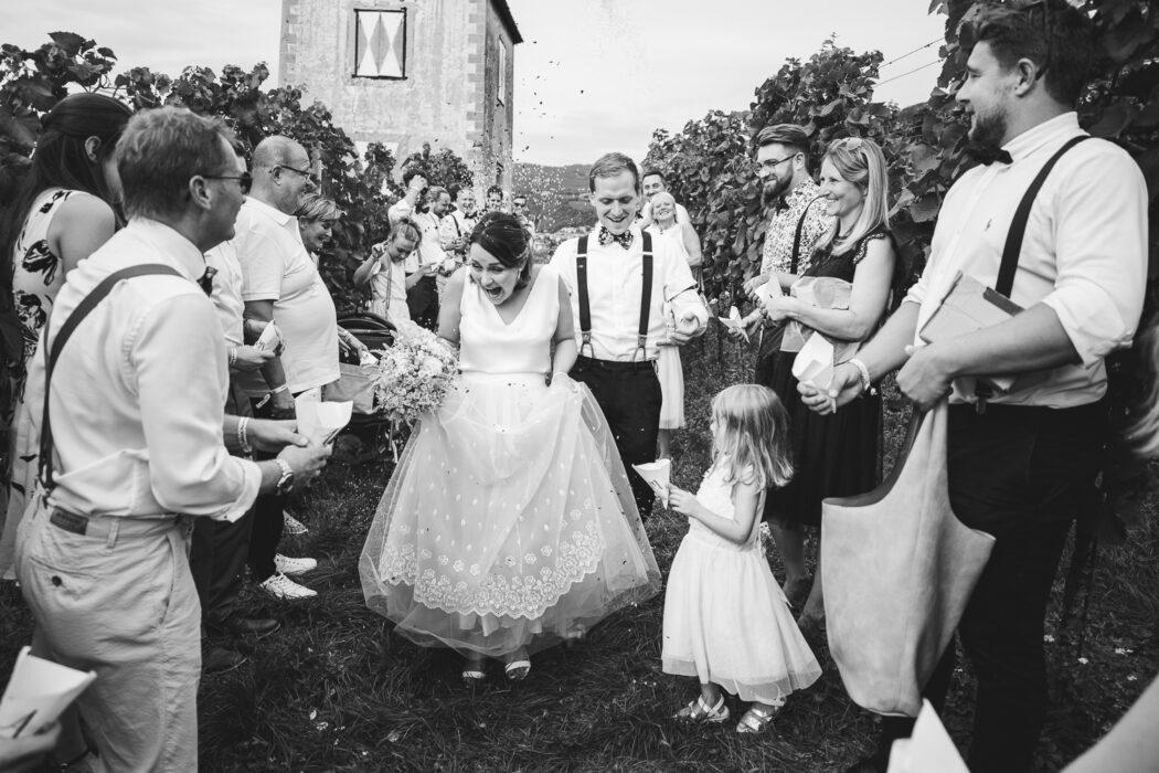Hochzeit Brautpaar Heirat