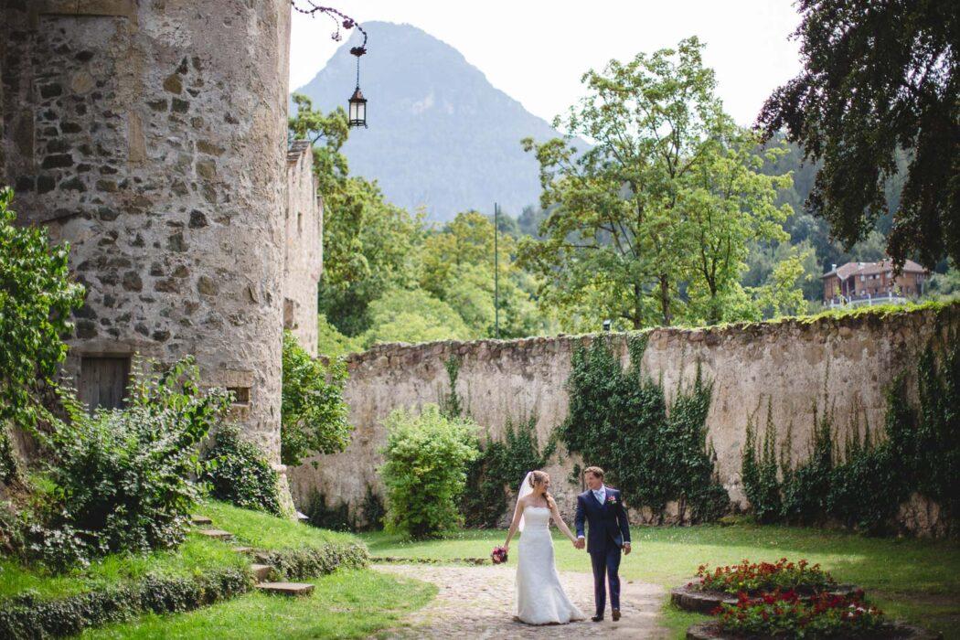 Wedding Prösels Castle