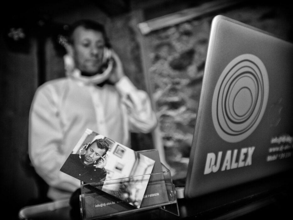 DJ Alex Steghof Deejay