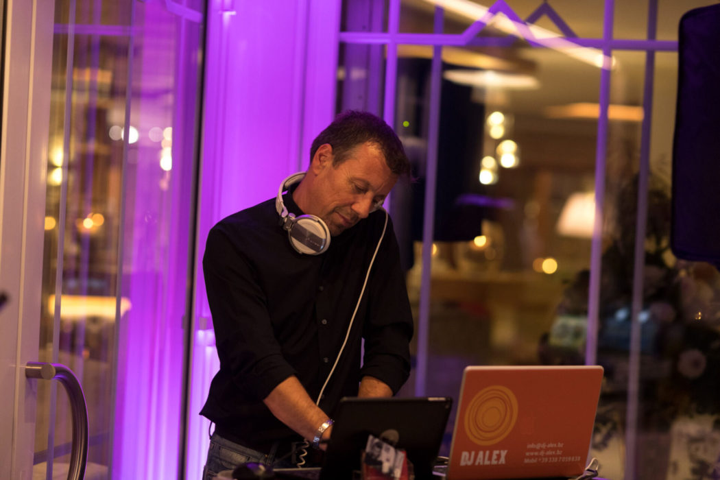 DJ Alex Hotel Sonnbichl Party