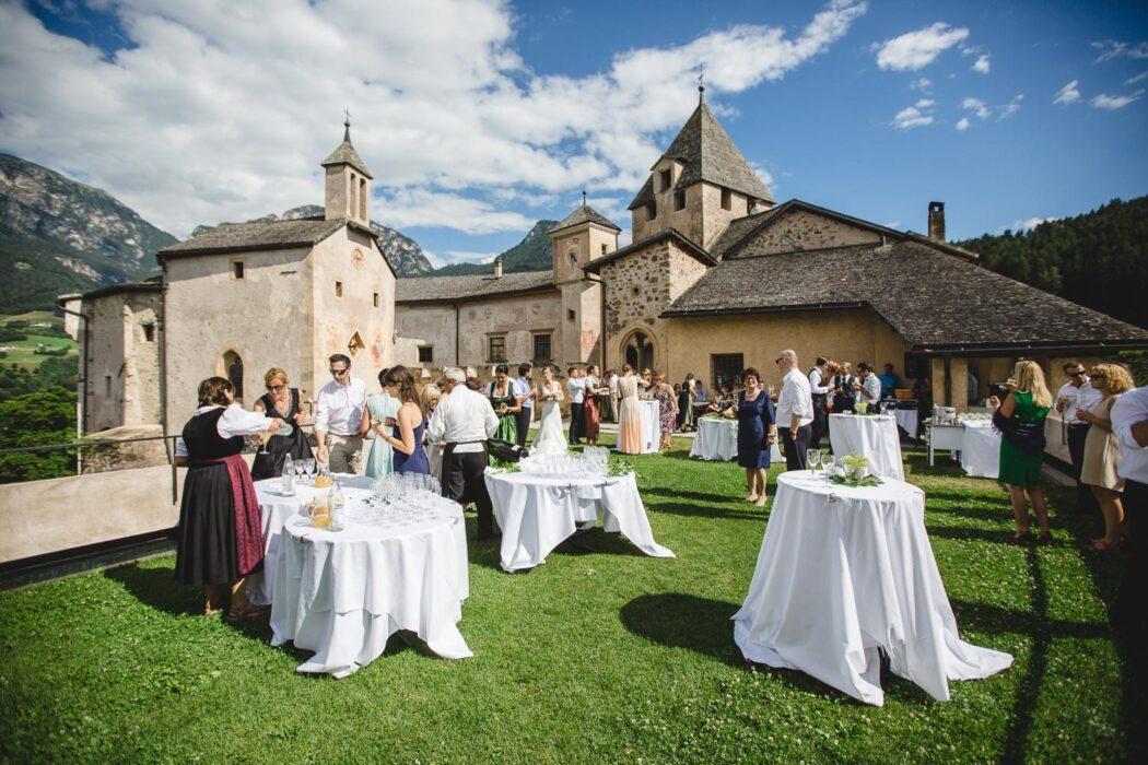 Aperitif Wedding Prösels Cast