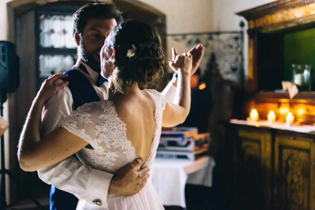 First Dance Wedding Prösels Castle
