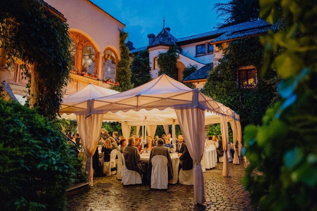 Wedding Rubein Castle