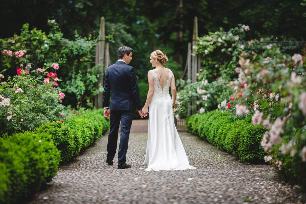 Brautpaar Hochzeit Alois Lageder Paradeis