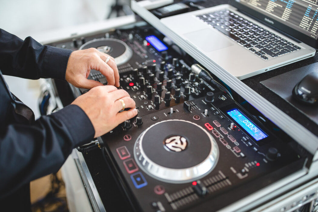 DJ Setup DJ Alex Consolle