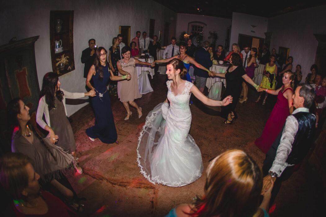 Bride Wedding Party