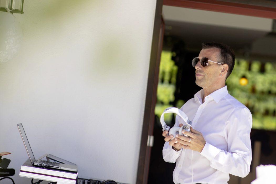 DJ Alex Hochzeit Aperitif